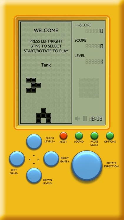 Brick Retro Game screenshot-4