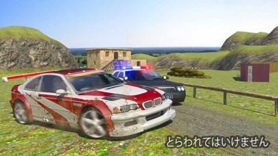 オフロードパトカーチェイス刑務所は、レーシングゲームを脱出しますのおすすめ画像3