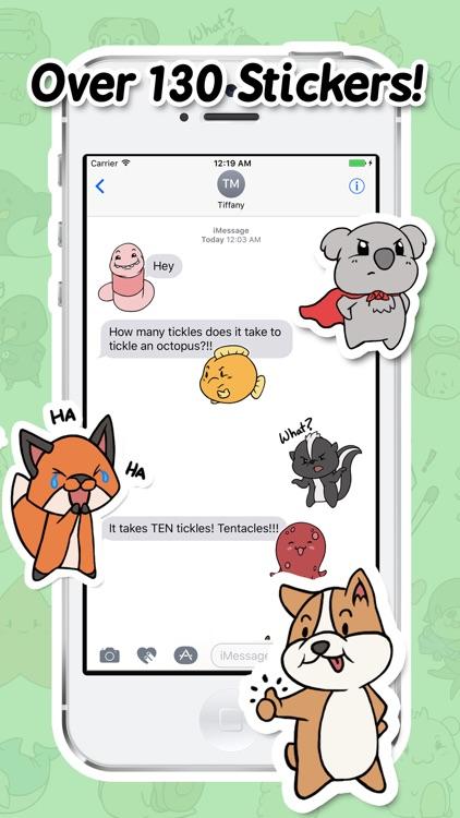 Aminal Stickers Older Version screenshot-3
