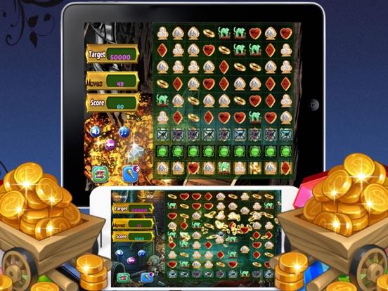 Mystery Of Hallow - Jewel Treasure Match screenshot 6