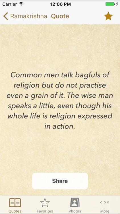 Paramahamsa Ramakrishna Quotes and Sayings