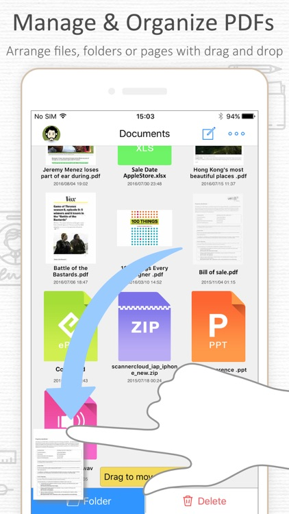 PDF Reader – Annotate, Scan and Sign PDF Documents