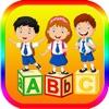 天才 學英文 字母表 写作 abc 学龄前 孩子们 游戏