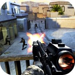 Supper Shoot Sniper: Mission Boss