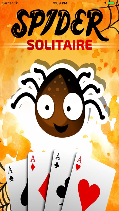 Spider Solitaire Freecell Screenshot