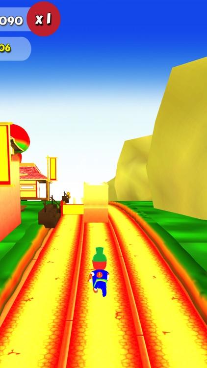 Ninja Run Subway Surf screenshot-3