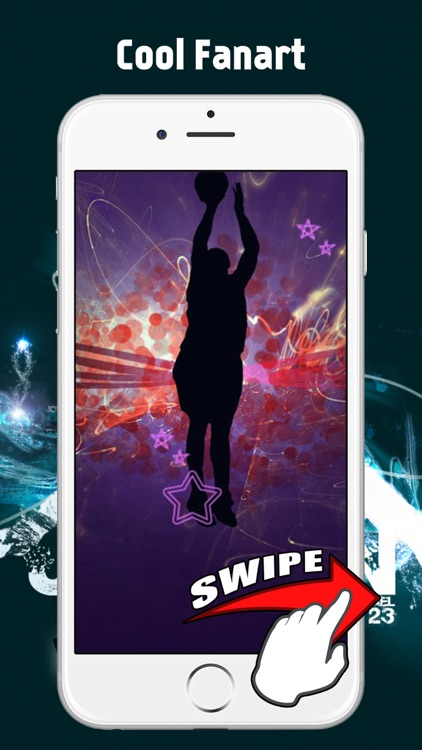 Unique Basketball Wallpapers screenshot-1