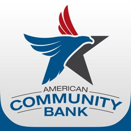 American Community Bank for iPhone