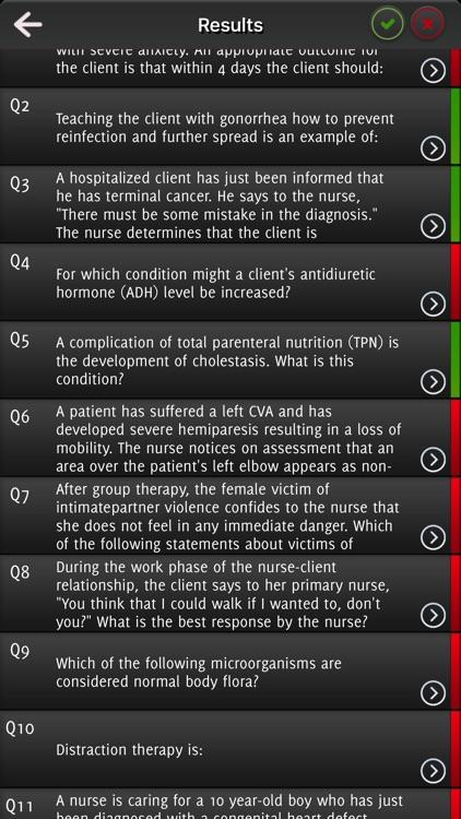 NLCEX-RN Exam Questions screenshot-4