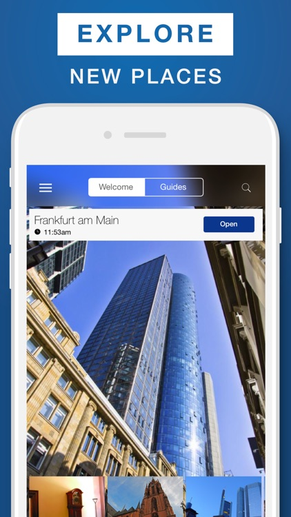 Frankfurt - Travel Guide & Offline Map
