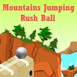 Mountain Jumping Rush