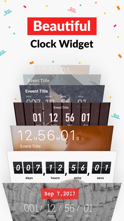 Countdown - Big Day Event Reminder