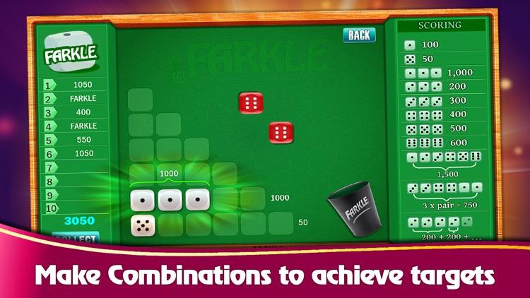 Farkle Casino - FREE Dice Game