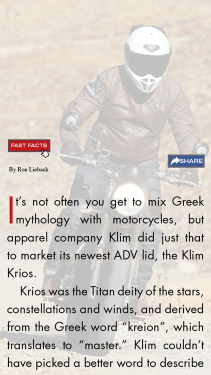 Ultimate MotorCycle Magazine screenshot-4