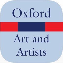 Oxford Dictionary of Art and Artists
