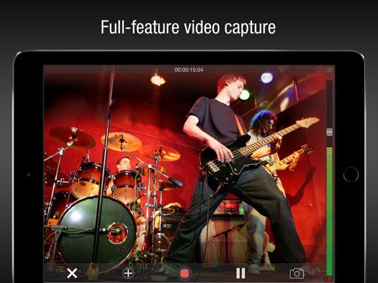 Screenshot #6 pour iRig Recorder LE