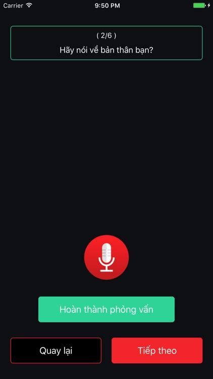 Audio Survey screenshot-3
