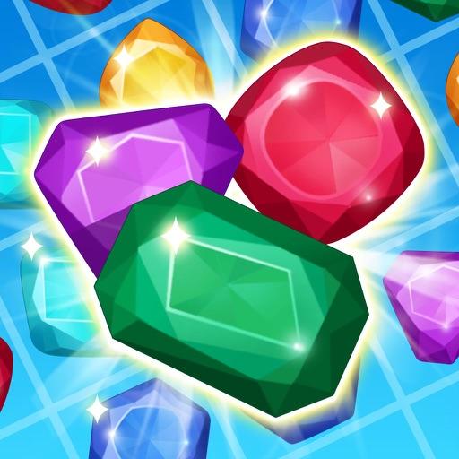 Diamond Drop - Match gems & jewel