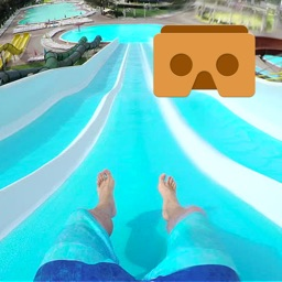 VR Water Slide for Google Cardboard