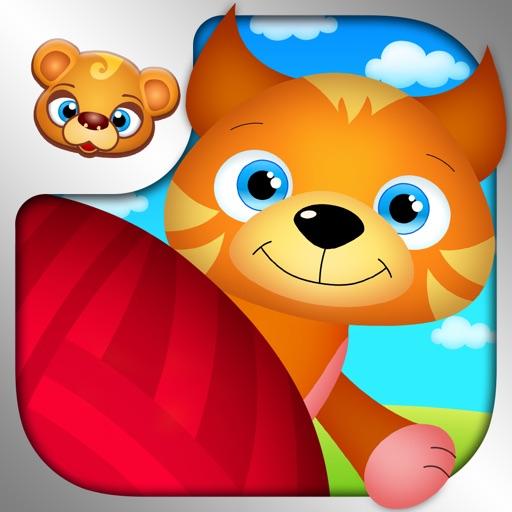 123 Kids Fun PEEKABOO игра для мальчиков и девочек