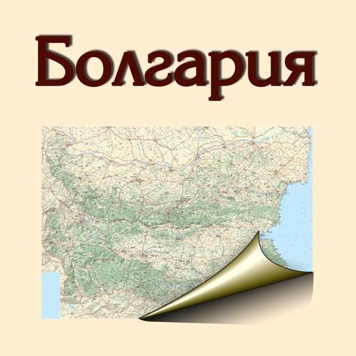Bulgaria. Road map.