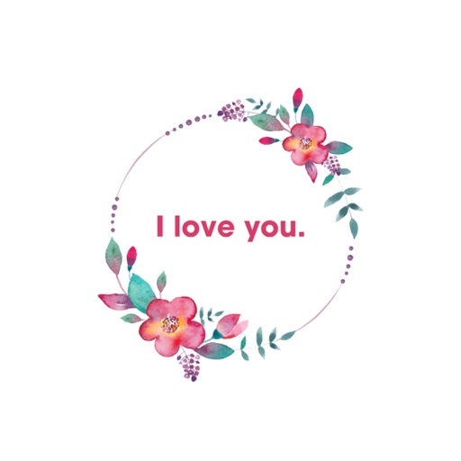 Love sticker 2 - valentine stickers pack