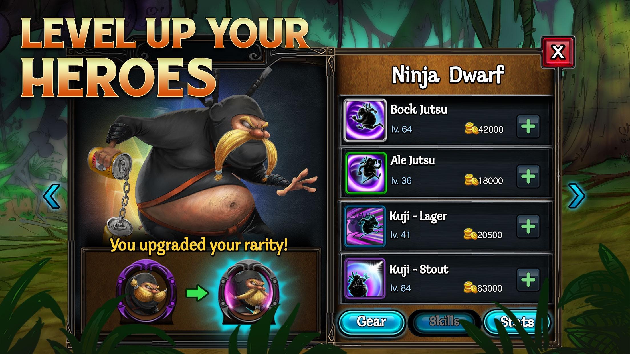 DragonSoul RPG Screenshot