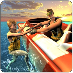 Beach Rescue Lifeguard Game