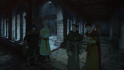 The Pillars of the Earth Game Screenshot 5