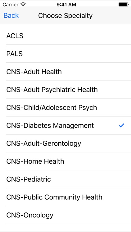 Clinical Nurse Specialist Certification Reviews by StatPearls LLC
