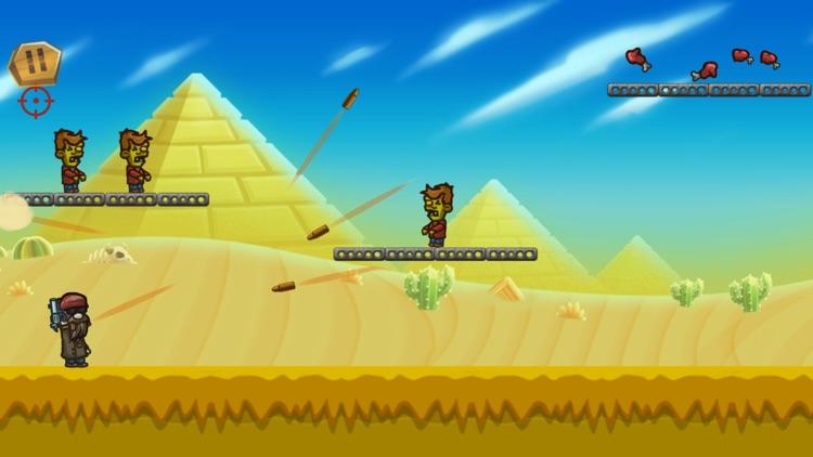 لعبة التصويب على الزومبي screenshot-4