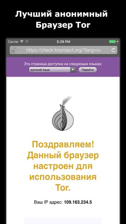 какой тор браузер лучше скачать для iphone