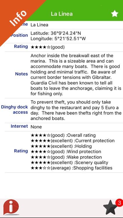 North Spain Portugal GPS nautical fishing chart screenshot-3