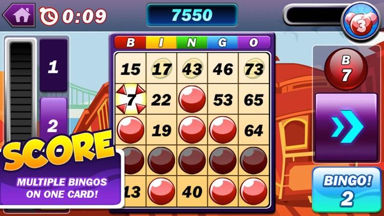 Bingo Blast!
