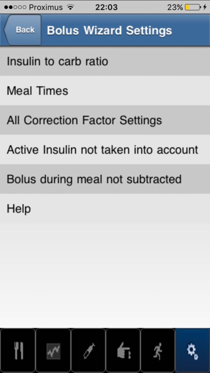 HelpDiabetes screenshot-3