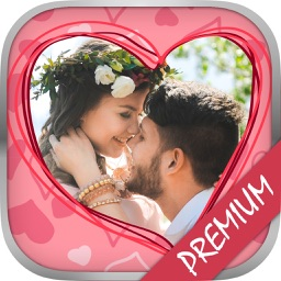 I Love You Photo Frames & Collage – Pro