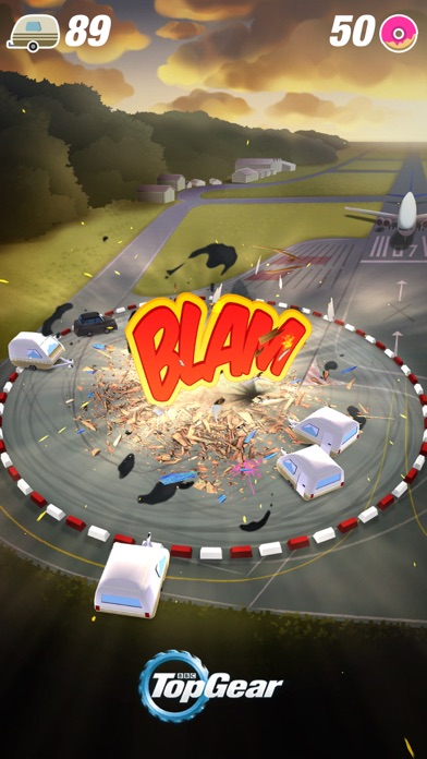 Top Gear: Donut Dash screenshot 3