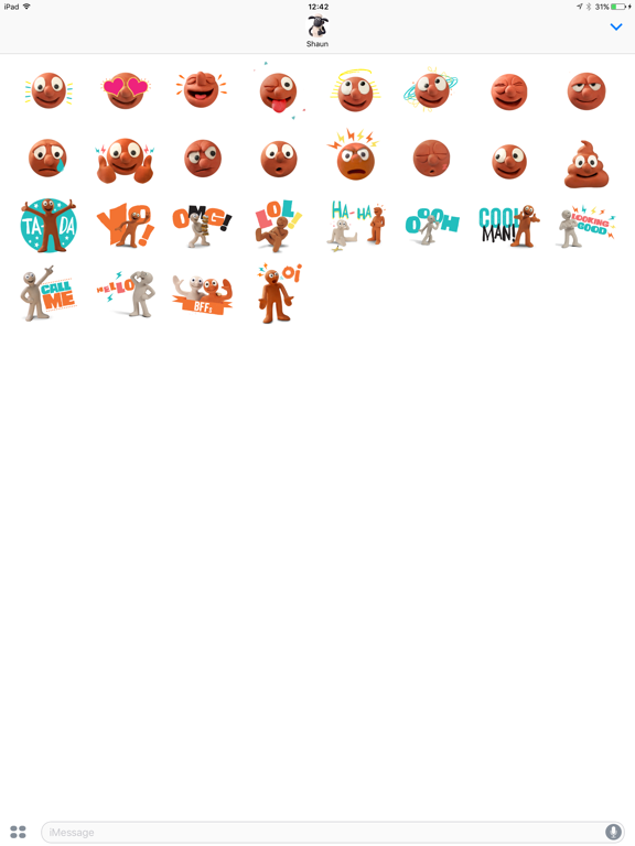 Morph Stickers screenshot 3