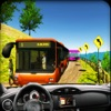 3D Off Road Trip from Hill to School Bus Simulator