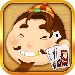 欢乐四人斗地主-全民爱玩的欢乐经典棋牌与电玩游戏