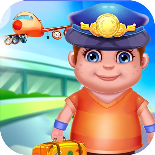 Airport Manager Simulator For Kids