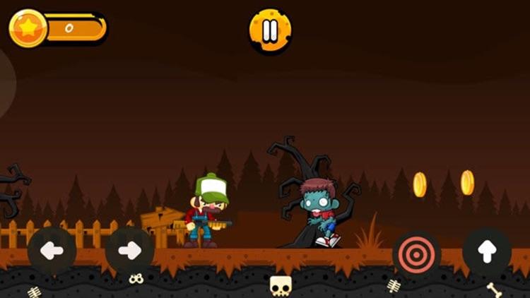 Zombies Hunter - Shooting Game screenshot-4