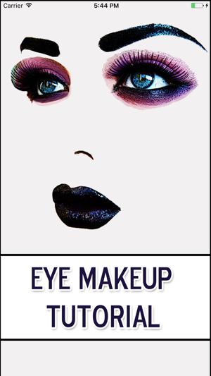 Eye Makeup Tips - Step by Step Makeup Tutorials 4+