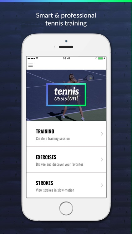 Tennis Assistant screenshot-0