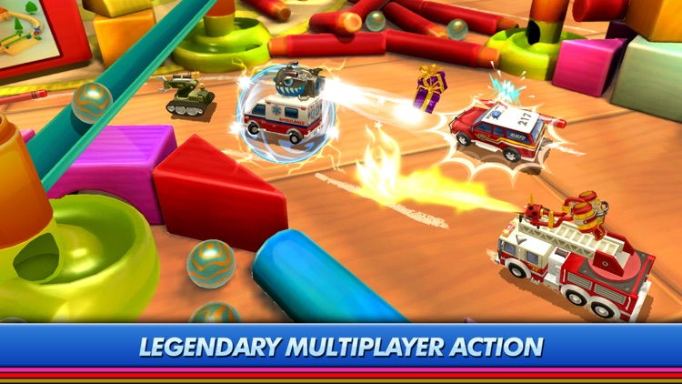 Micro Machines screenshot-0