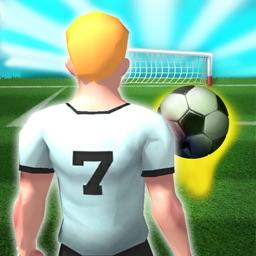 10 Shot Soccer - Flick Football Stars