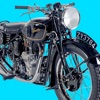 Classic Motorcycle Stickers Ranking