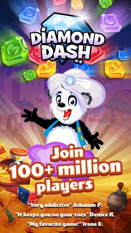 Diamond Dash screenshot-4
