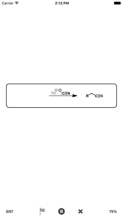 Organic Reaction Flashcards screenshot-3