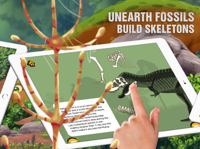 Ginkgo Dino: Dinosaurs World Game for Kids Screenshot
